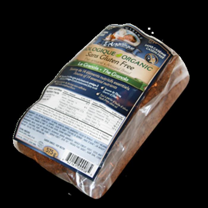 Pain artisanal sans gluten Le Granola 575g