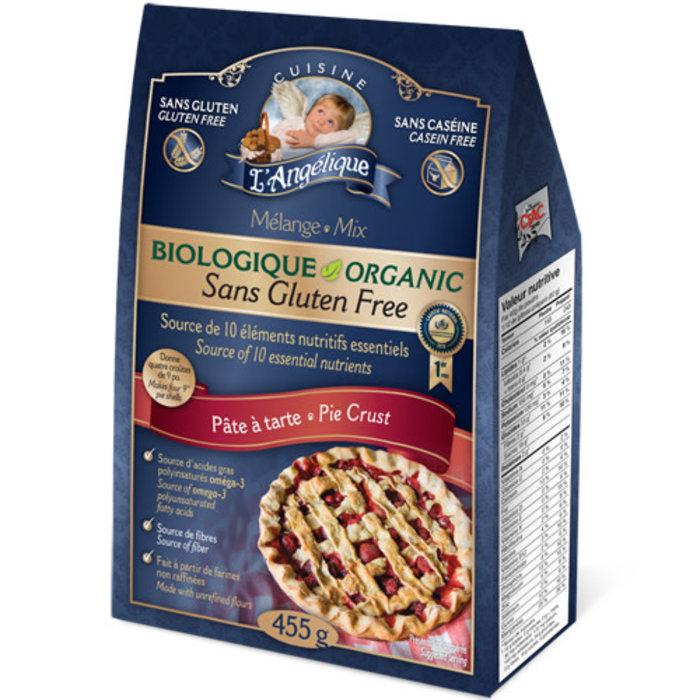 Melange Pate a Tarte Sans Gluten Bio 455 g