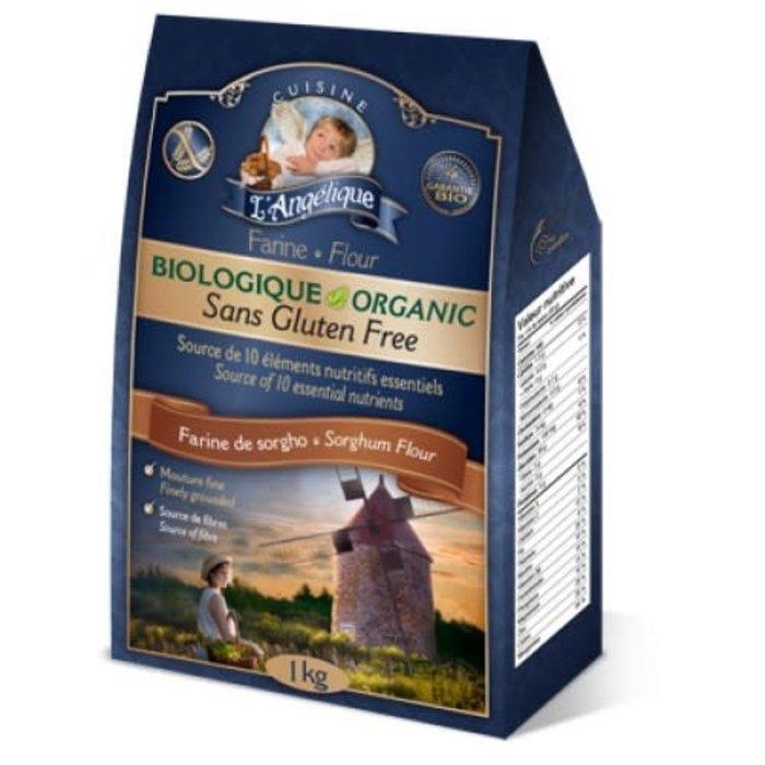 Farine de Sorgho Bio 1 kg