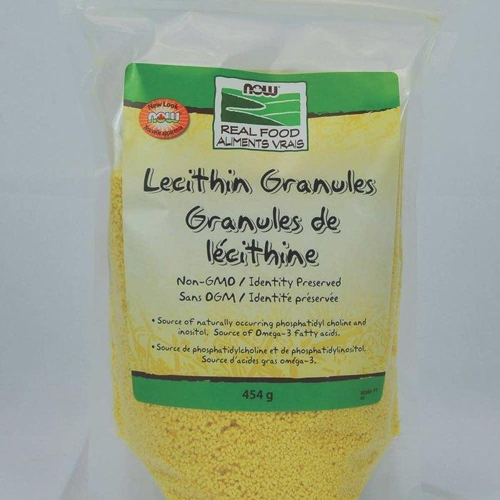 Granules de lecithine de soya 454g
