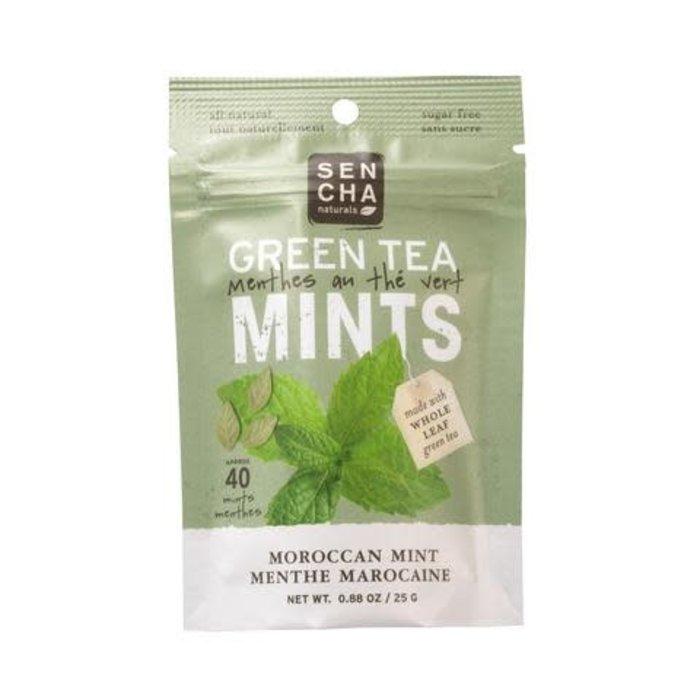 Menthes au thé vert 25g