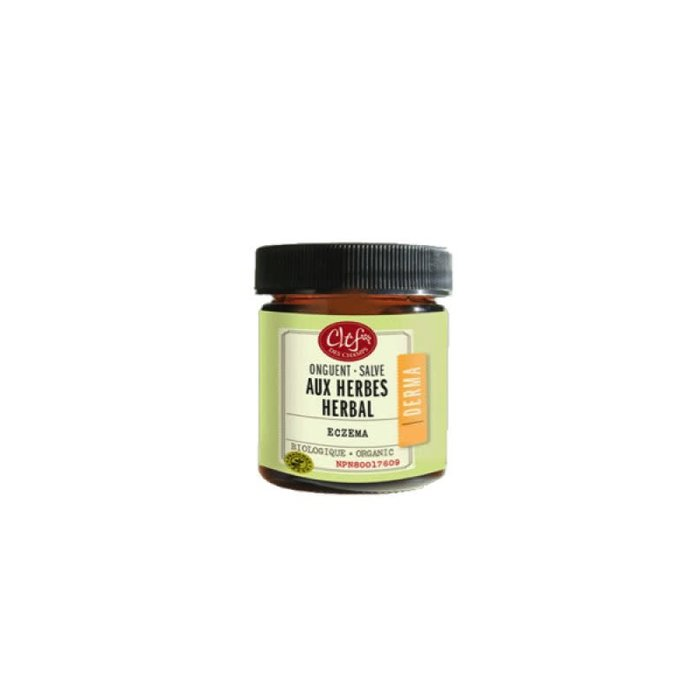 Onguent aux herbes bio