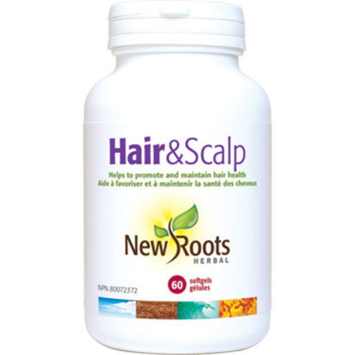 Hair & Scalp (soutien capillaire)