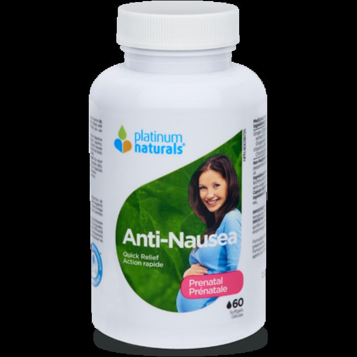 Anti-Nausea prenatale 60 gelules