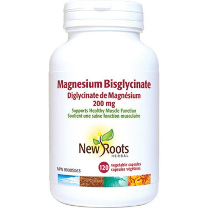 Magnesium bisglycinate 200mg 120 capsules