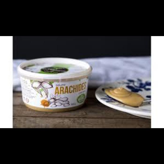 Beurre d'arachides naturel non-bio crémeux 500 g