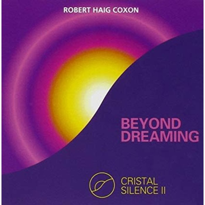CD Beyond Dreaming Robert Haig Coxon