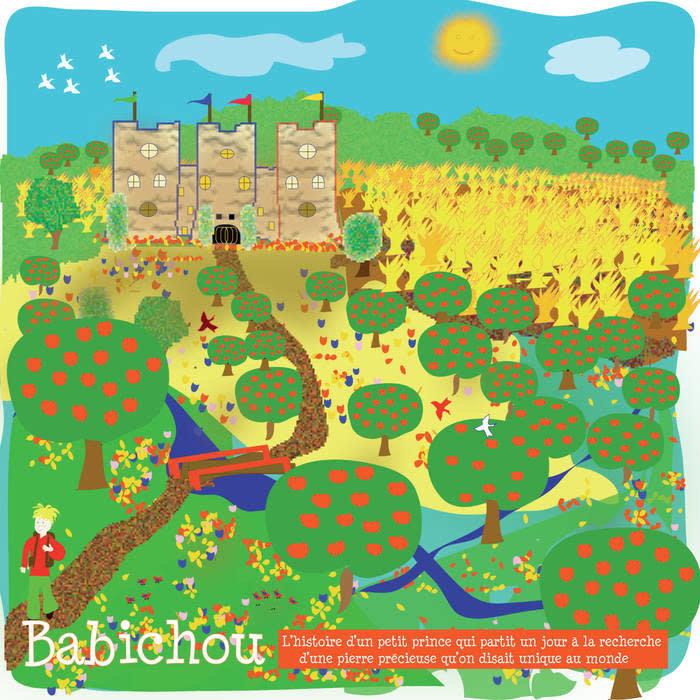 CD Conte Babichou de Louise Goulet Spring road