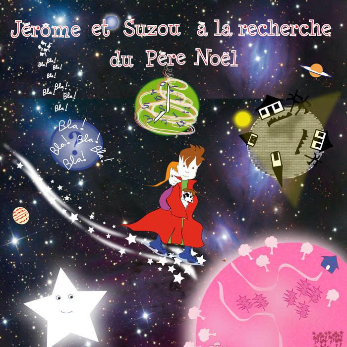 CD Conte Jerome et Suzou a la recherche du Pere Noel