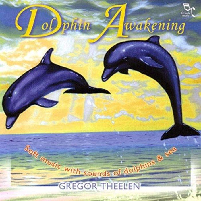 CD Oreade Music Dolphin Awakening