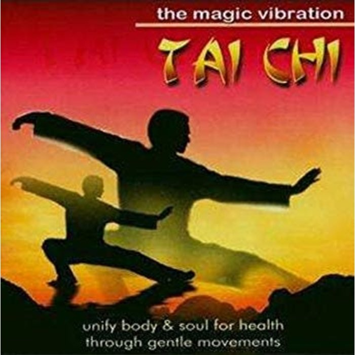 CD Tai chi, The Magic Vibration