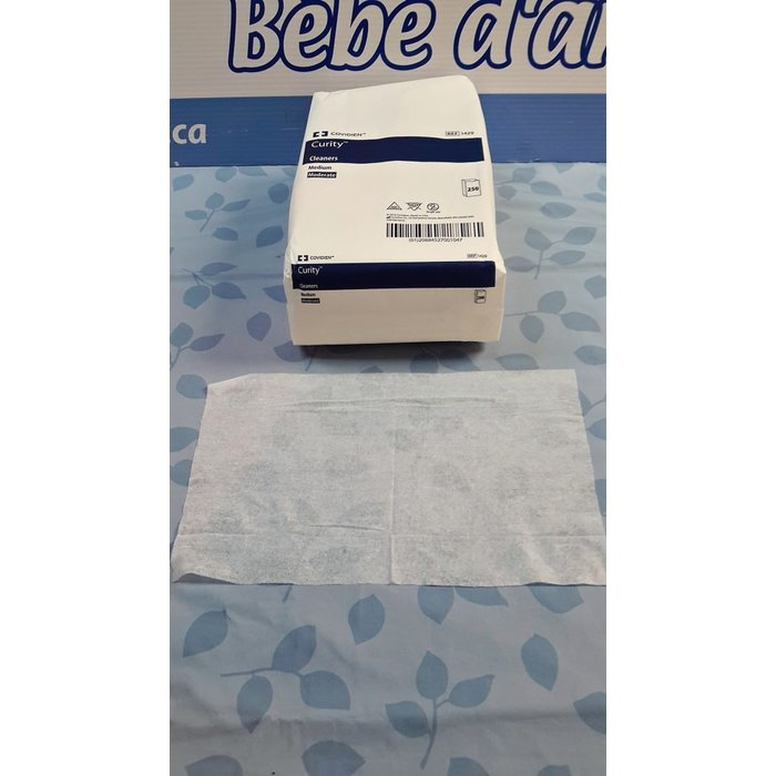 COVIDIEN Feuillets pour couches lavables 250 u