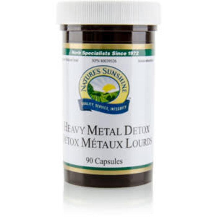 Detox metaux lourds 90 caps