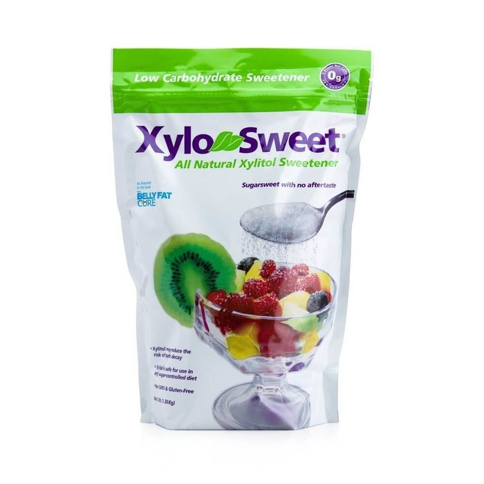 Xylitol edulcorant plantes 454 g