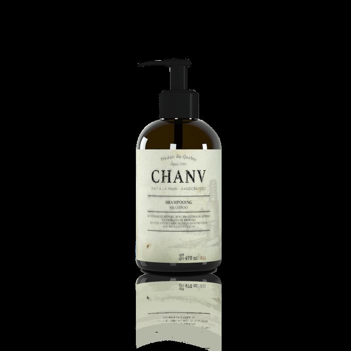 Shampoing à l'huile de chanvre 473 ml