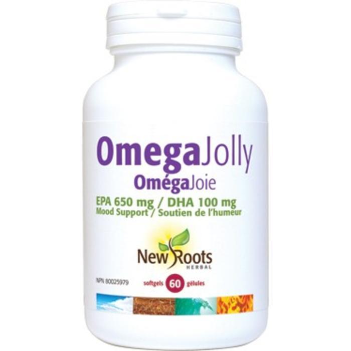 Omega Joie EPA 650mg / DHA 100mg 60 gelules