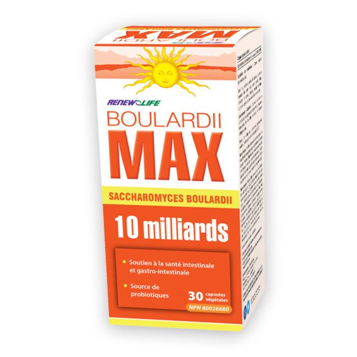 Boulardii max 10 miliards 30 caps