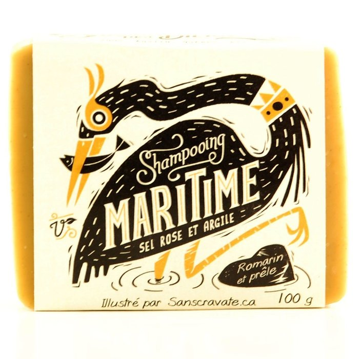 Barre Shampooing Maritime 100g