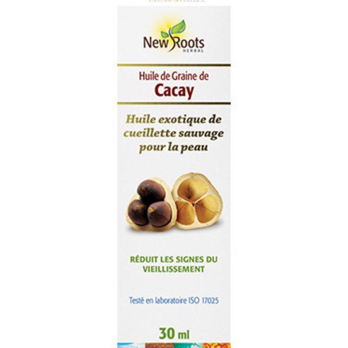 Huile de graines de cacay 15 ml