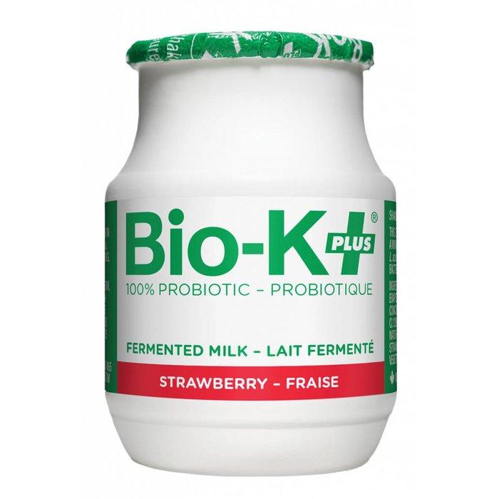 Bio-K Plus 50 milliards, Fraise 12 pots