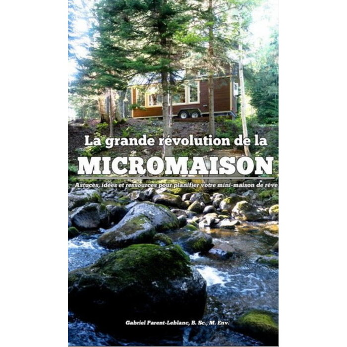 """Livre """"La grande révolution de la micromaison"""""""