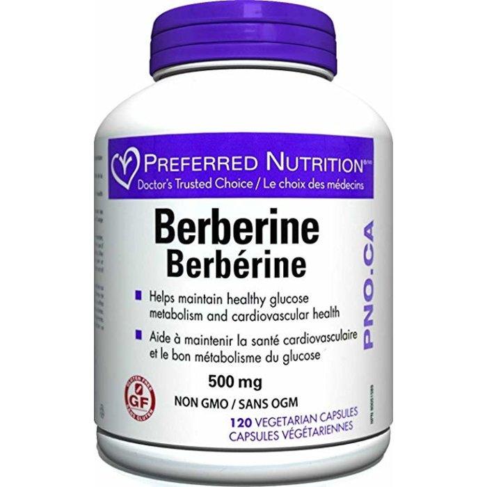 Berberine 500mg 120 caps