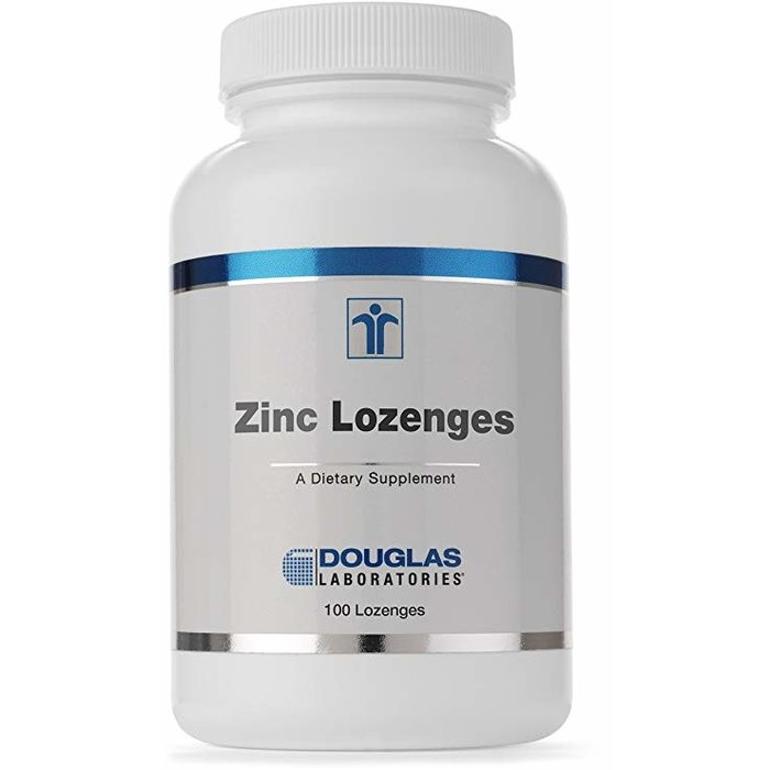 Zinc Lozenges 100 pastilles