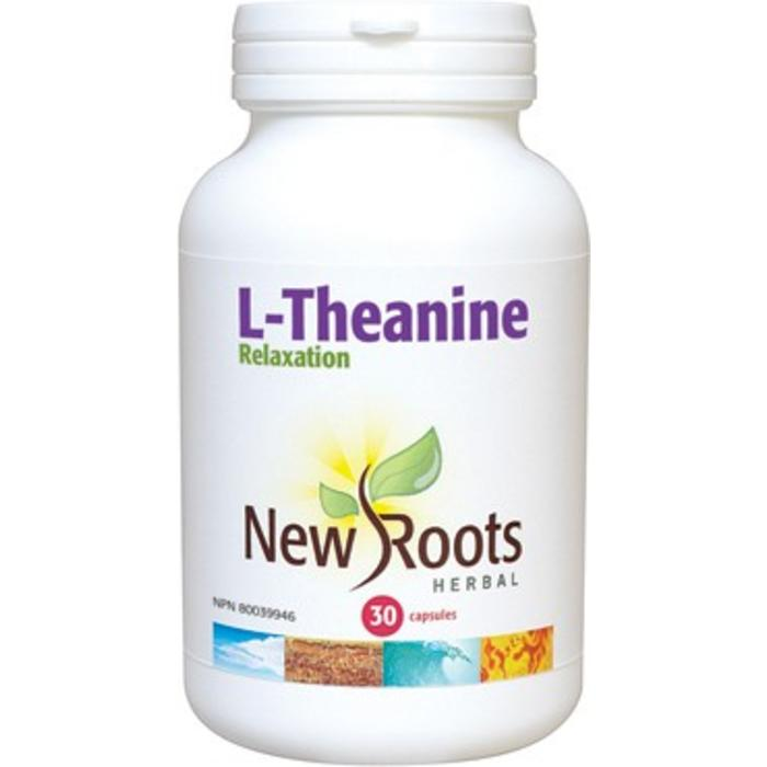 L-Theanine 250mg 30 capsules