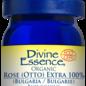 Huile essentielle Rose Otto Extra 100% bio (Rosa x damascena) 1 ml