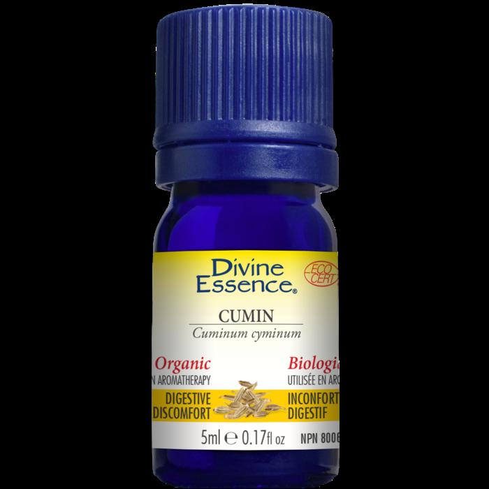 Huile essentielle Cumin bio (Cuminum cyminum) 5 ml