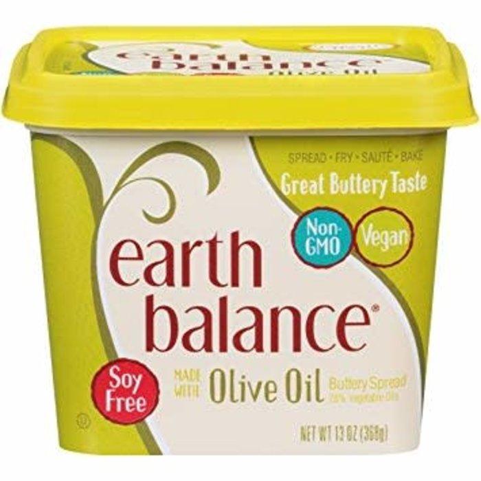 Tartinade beurre végane à l'jiole (huile) d'olive extra 368 g