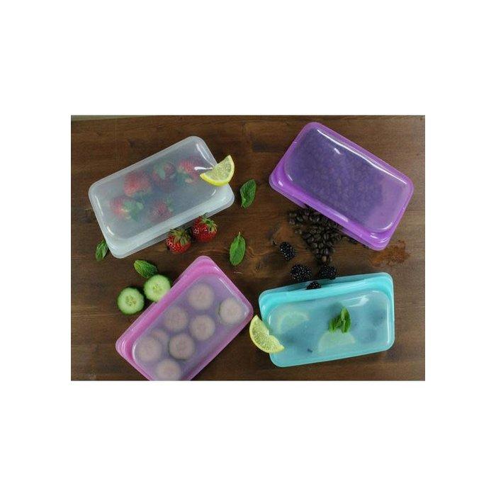 Sac réutilisable en silicone pour aliments -
