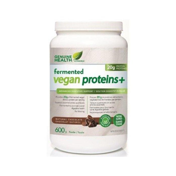 Protéine végane fermentée chocolat 600g