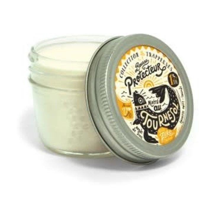 Beurre Protecteur Mineral au tournesol (Sans huile essentielle) 125 ml