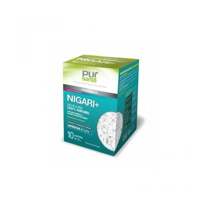 Nigari+ 10 sachets de 10g.