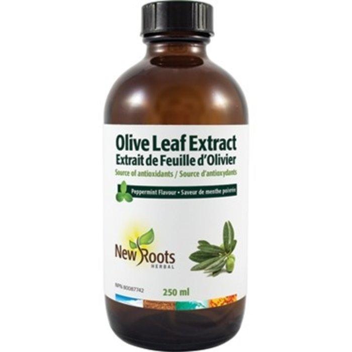 Olivier (Extrait de feuille) liquide 250 ml