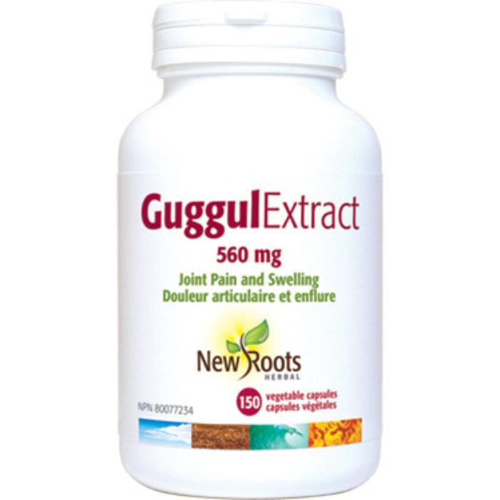 Extrait de guggul 560 mg 150 cap