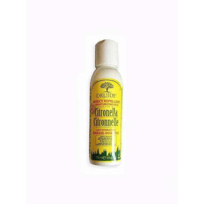 Lait corporel chasse-insecte Citronnelle 130 ml