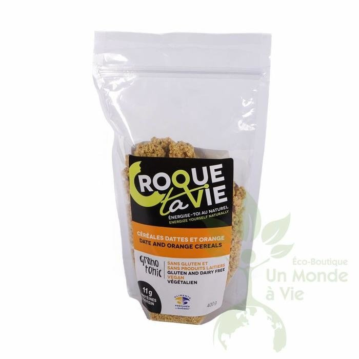 Granola Erable 400g