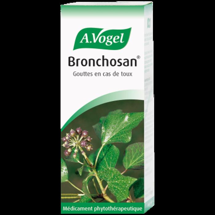 BIOFORCE Bronchosan 50ml