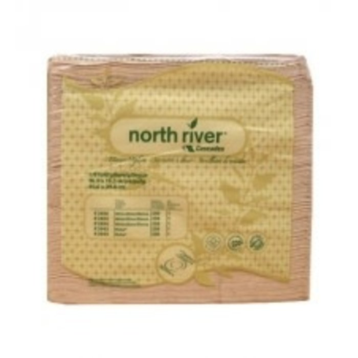 Serviette - napkin moka North River pq 250