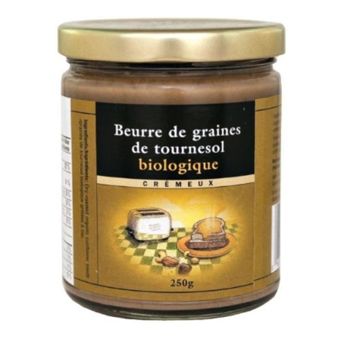 Beurre de graines de tournesol bio 250g