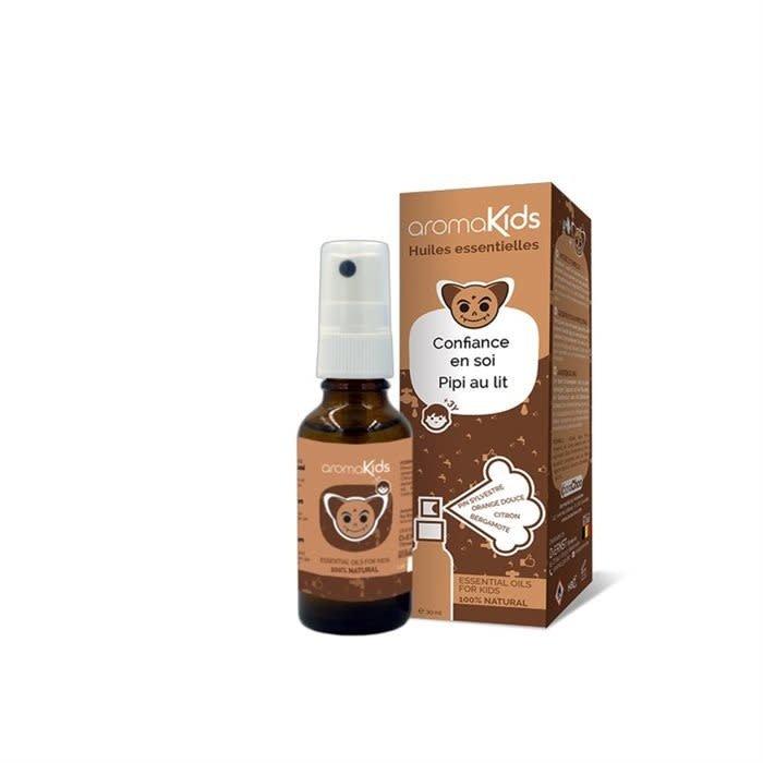 Spray aux huiles essentielles pour enfant Teddy (confiance) 30 ml