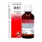 R81 Remède homéopathique 50 ml