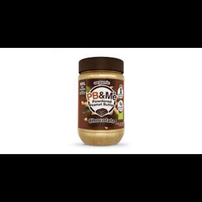 Beurre d'arachides en poudre au chocolat bio 453 g