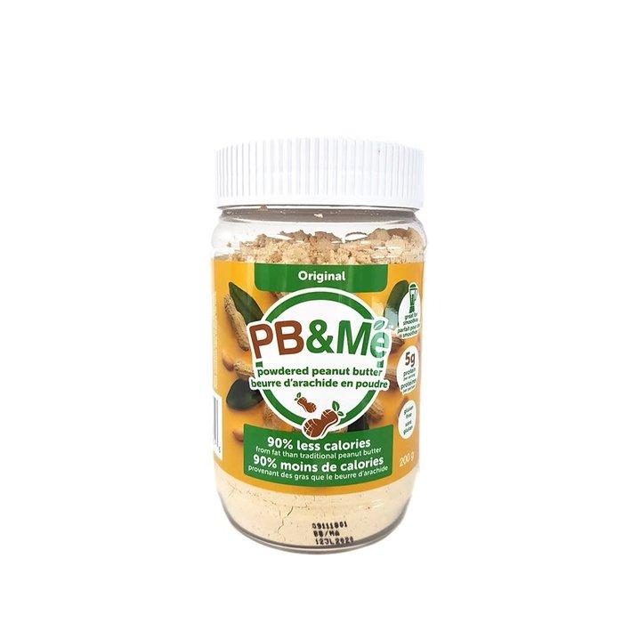 Beurre d'arachides en poudre original bio 453 g