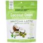 Croustille de noix de coco 90g - Matcha latté