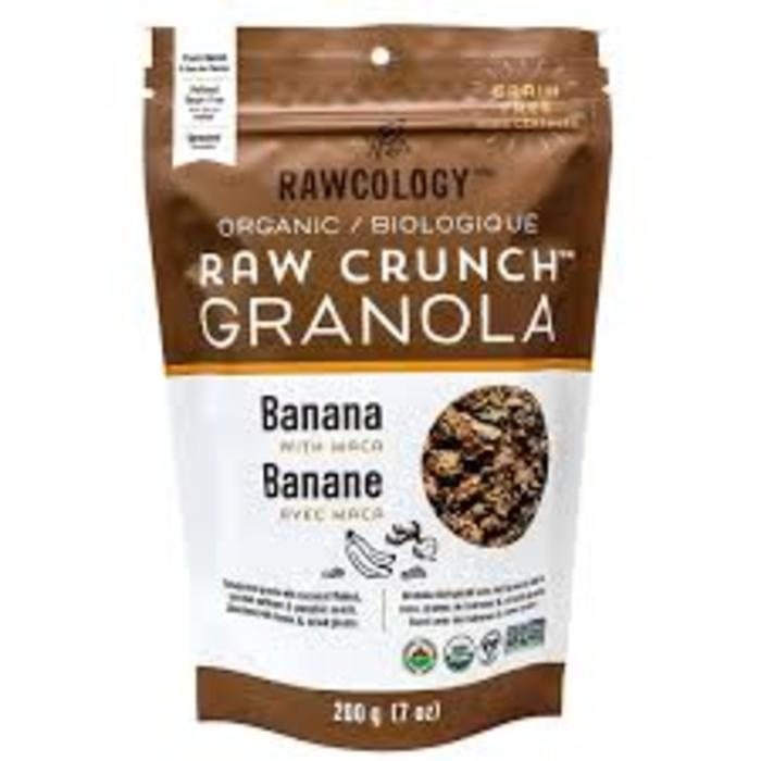 Granola 200g Bananes & Maca