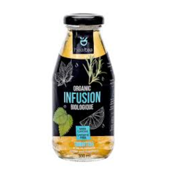 Infusion Thirsttea romarin 300ml bio