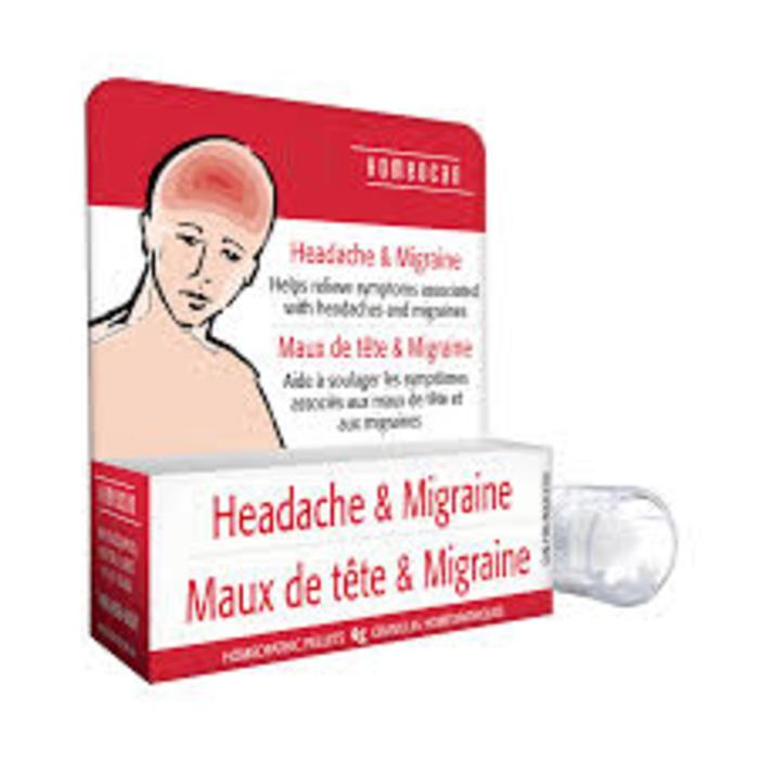 Maux de tête & migraine 4g